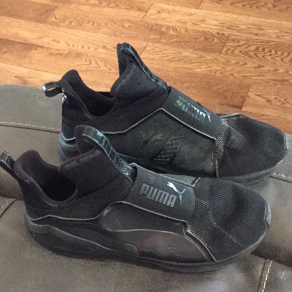Kylie Jenner Puma shoes